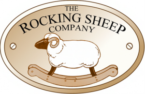 The Rockung Sheep Company logo